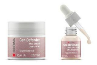Nuevo Gen Defender Crema + Emulsion Liviana Antiage Lidherma