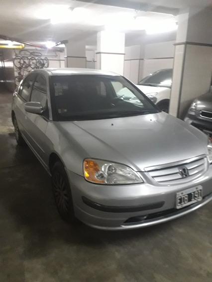 Honda Civic 1.7 Ex At 2004
