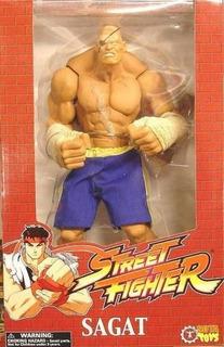Figura Sagat Street Fighter Capcom Sotatoys