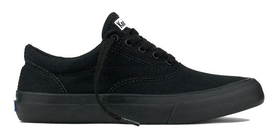 Tênis Keds Anchor Canvas Preto Kd1180231