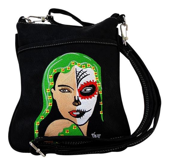 Bolsas Para Dama Bordadas Artesanales Hechas En México 9301
