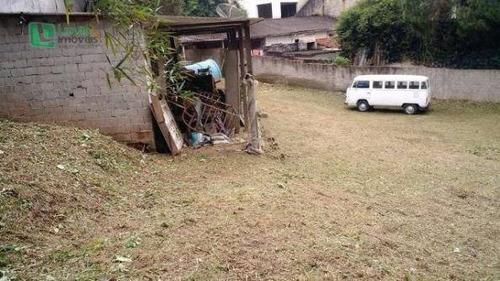 Terreno Residencial À Venda Ou Locação, Horto Florestal, São Paulo. - Te0089
