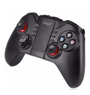 Controle Joystick Ipega Original Bluetooth Gamepad Pg 9068