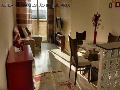 Imagem 1 de 19 de Apartamento Residencial Em Osasco - Sp, Rochdale - Apv2640