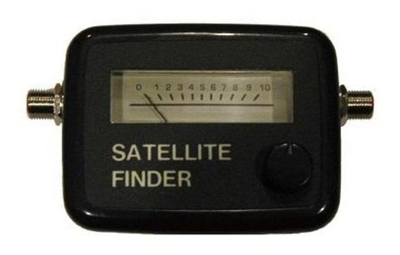 Localizador De Satélite Analógico Digital Finder Parabolica,