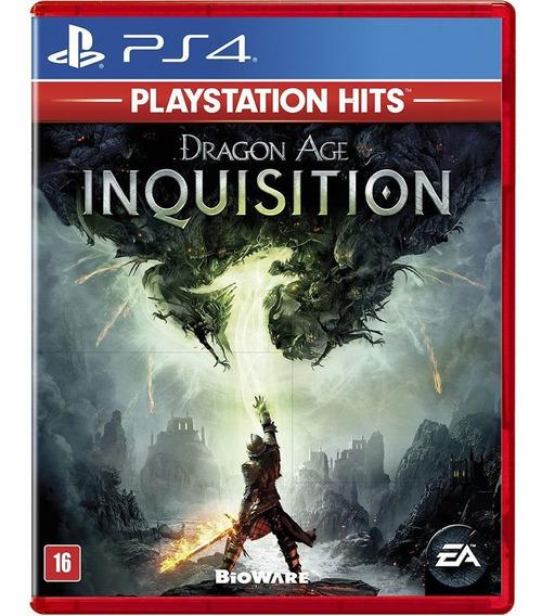 Dragon Age Inquisition - Ps4 Midia Fisica Leg. Português