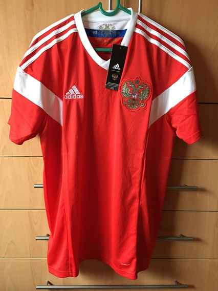 Camiseta De Rusia Futbol adidas