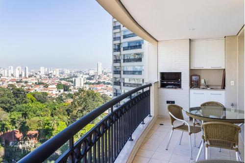 Imagem 1 de 25 de Apartamento À Venda, 136 M² Por R$ 1.190.000,00 - Santana - São Paulo/sp - Ap6455