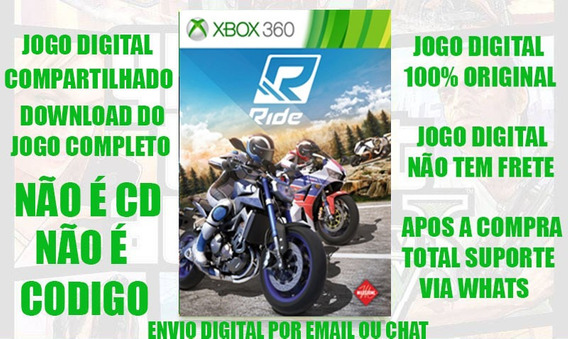 Ride Xbox 360 Midia Digital#1