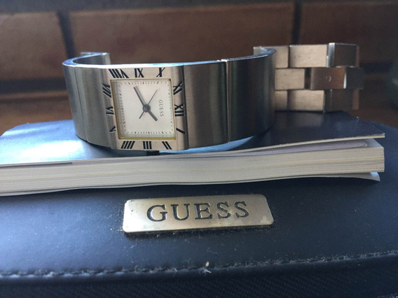 Relogio Guess Original E Manual Original