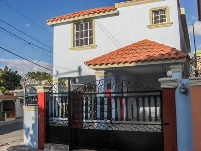 Fascinante Casa A Estrenar Con Tu Familia .las Cayenas Stgo