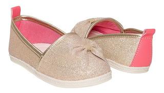 Sapato Dourado E Rosa - 22 Ao 27 - Pimpolho 33123c