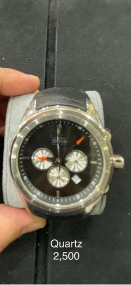 Reloj Hugo Boss Caballero,