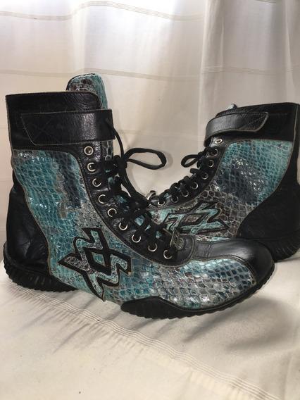Zapatillas Tipo Botitas Sarkany