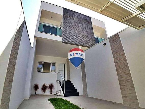 Sobrado Com 3 Quartos À Venda, 135 M² Por R$ 770.000 - Água Fria - São Paulo/sp - So0301