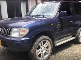 Toyota Prado Gx Modelo 2001, 2 Puertas Dirección Hidráulica