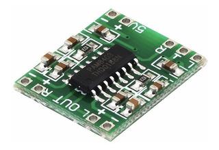 Modulo Amplificador De Audio Clase D Pam8403 2x3w Pam 8403