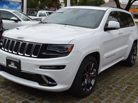 Jeep Grand Cherokee 2015 Srt-8 Blanco