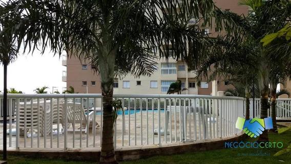 Apartamento Com 2 Dormitórios À Venda, 63 M² Por R$ 260.000 - Jardim Itapel - Itanhaém/sp - Ap0097