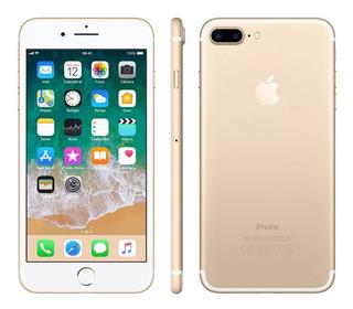 Seminovo - iPhone 7 Plus 32gb - Dourado - Excelente