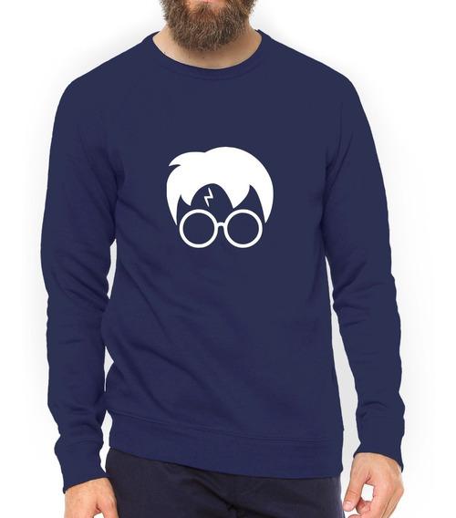 Moletom Harry Potter Blusa Alta Qualidade Promoção #gr12