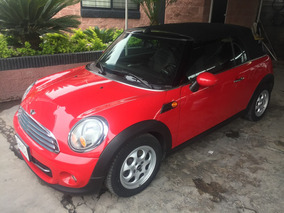 Mini Cooper 1.6 Convertible S Hot Chilli At, 2013