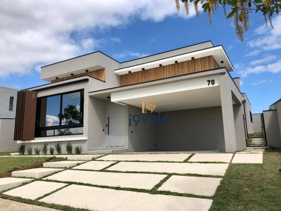 Casa Com 4 Dormitórios À Venda, 205 M² Por R$ 1.480.000,00 - Condomínio Residencial Alphaville Ii - São José Dos Campos/sp - Ca1441
