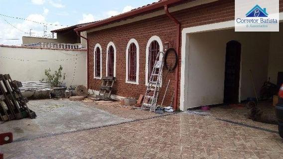 Casa A Venda No Bairro Parque São Quirino Em Campinas - Sp. - 0484-1