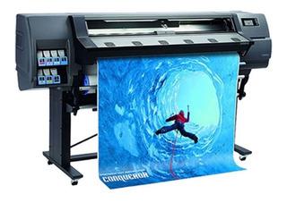Plotter Latex Hp 365 Software Caldera Menos De 100m Impresos