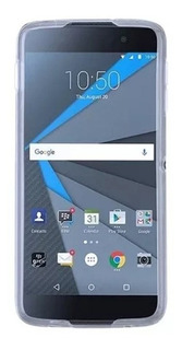 Capa Macia Blackberry Dtek50 Neon Transparante