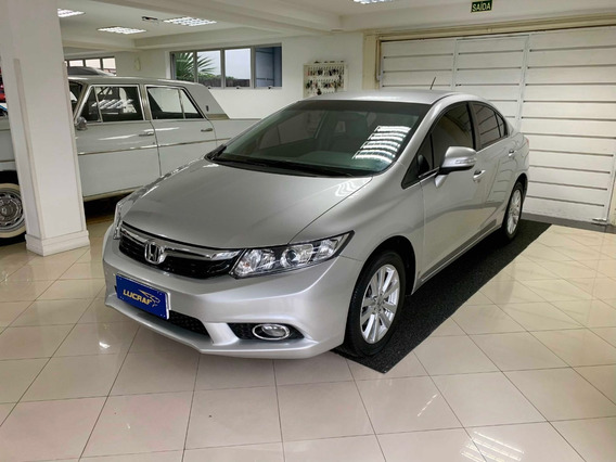 Honda Civic Lxr 2.0 Flex 2014