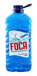 Detergente Líquido Foca De 3.78 Litros