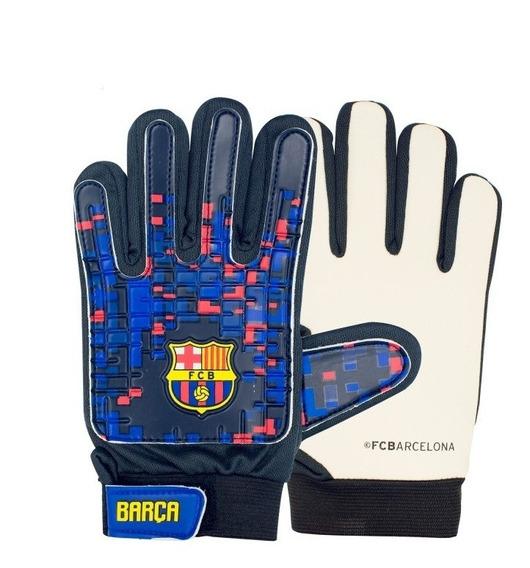 Guantes De Arquero Fc Barcelona Juniors Dribbling