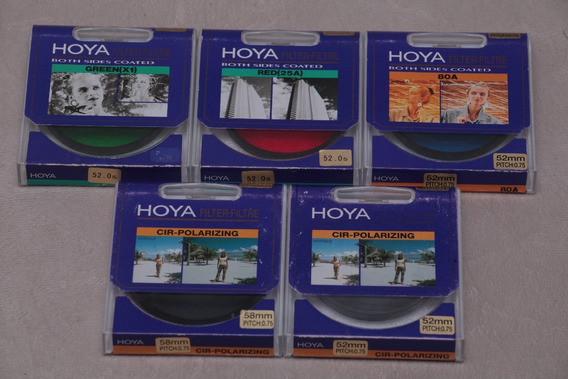 Kit De Filtros Da Hoya