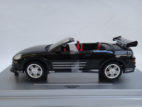 Mitsubishi Eclipse Spyder 2001 Ertl 1/18 American Muscle