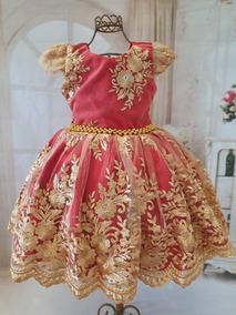 Vestido Luxo Realeza Tam 02