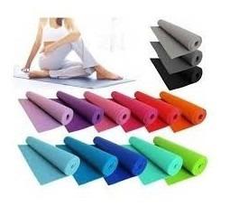 Alfombra Mat Yoga Camping Pilates Ejercicios 3/4/5/6/7mm