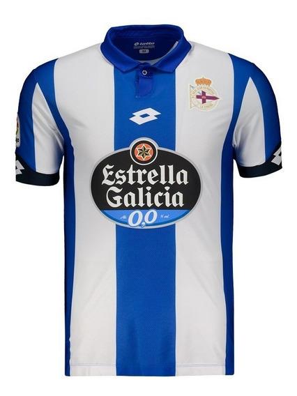Camiseta Futbol Deportivo La Coruña Original