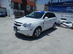 Chevrolet Captiva 3.0 Lt Piel At 2014 Excelentes Condiciones
