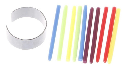 Set 10 Puntas Lápiz Wacom Bamboo/intuos + Extractor Colores!
