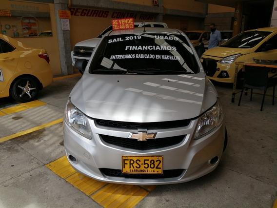 Chevrolet Sail Ls 1400cc