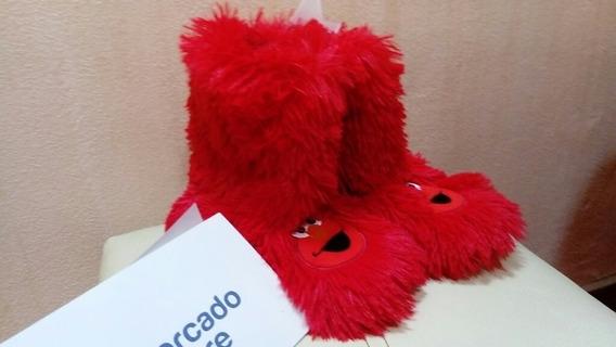 Pantunflas Elmo, Invierno
