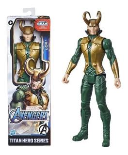Muñeco Avengers 30cm -loki- Hasbro