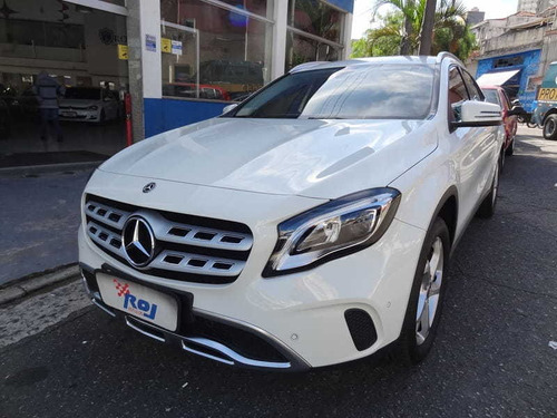Mercedes-benz Gla 200 1.6 Cgi Advance 16v Turbo 4p 2018