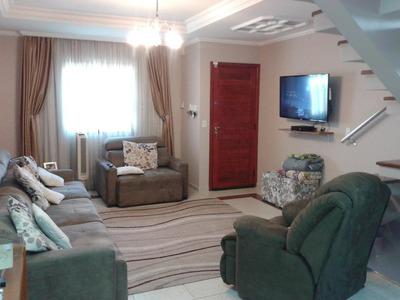 Sobrado Residencial À Venda, Jardim Santa Mena, Guarulhos. So0533 - So0533