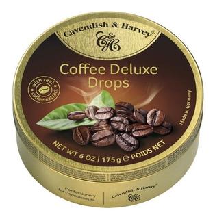 Balas Alemãs Cavendish Harvey Coffee - Lata