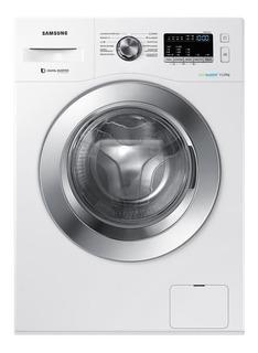 Lavadora de roupas automática Samsung WW11J44530 branca 11kg 220V