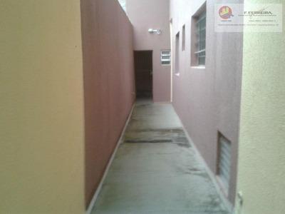 Apartamento Residencial Para Locação, Recreio Primavera, Itapecerica Da Serra. - Ap0009