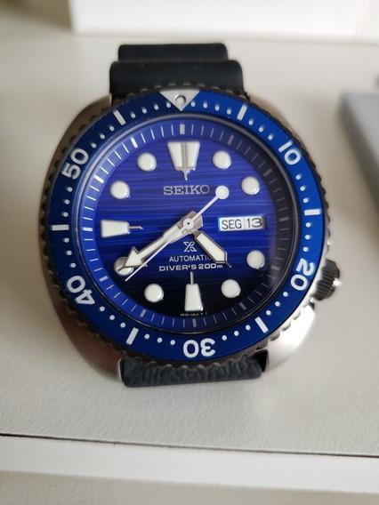 Seiko Dive Propex Turtle Blue