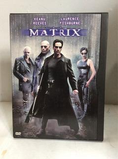 Película Matrix. Keanu Reeves Y Laurence Fishburne